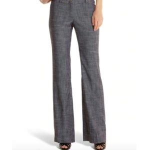 White House Black Market Pants Step Twill Suiting
